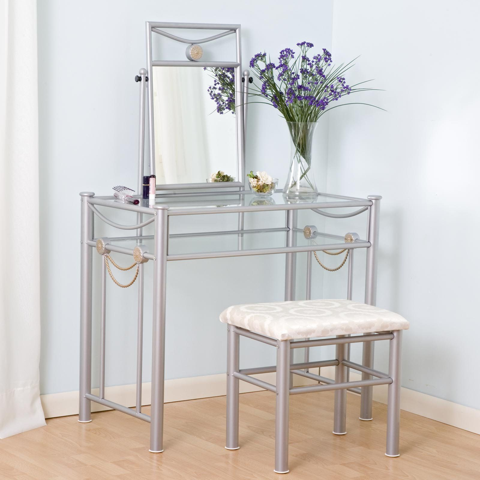 Awesome Mirrored Vanities For Bedrooms Of Robbinsville 7683