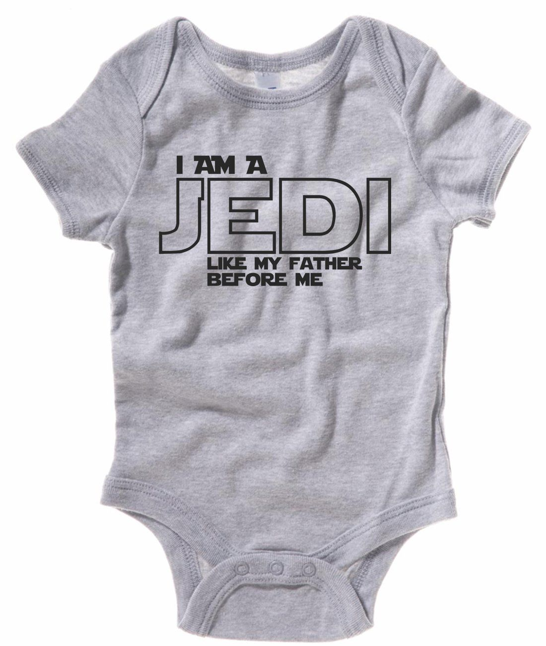 Baby Clothes Near Me Simple Amazon I'm A Jedi Like My Father Before Me Baby One Piece Star Decorating Inspiration