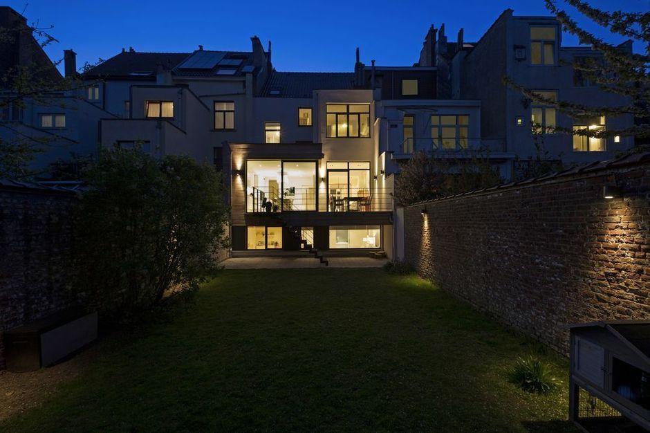 Difficile d\u0027imaginer que derrière la façade traditionnelle de cette - plan d une maison simple