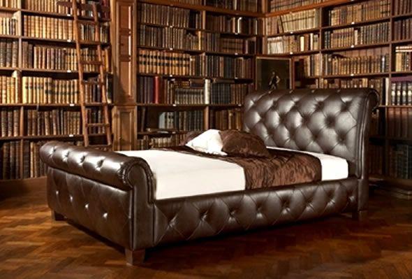 Bedroom Furniture Kaydian Luxury Leather Vivaldi