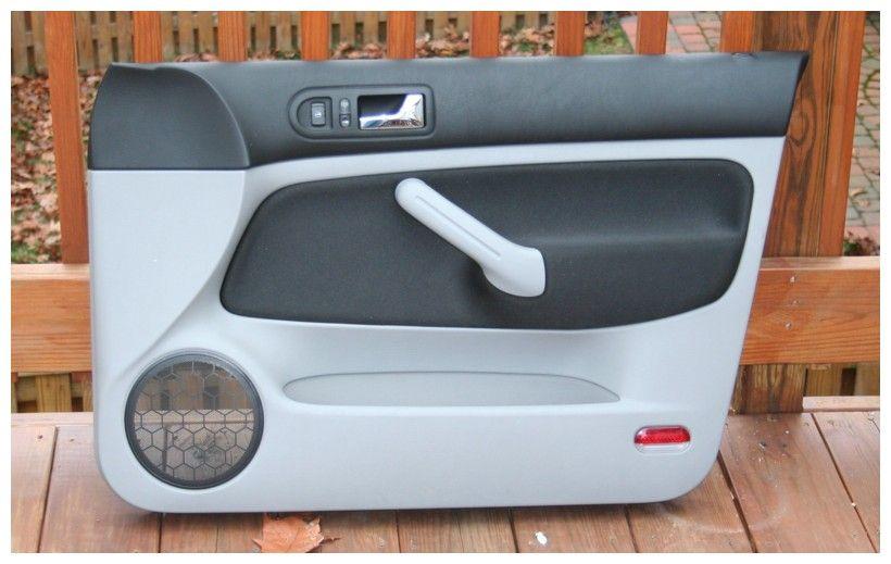 Diy Swapping Door Card Inserts Vw Wagon Audi Interior Vw Mk4