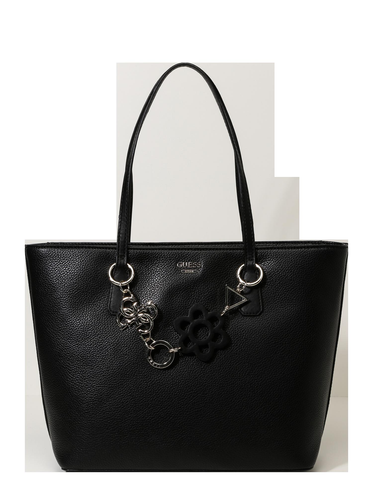 GUESS Shopper 'DANIA' schwarz | Damen shopper, Shopper und