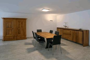 Stilmöbel Tisch Stühle Schrank Sideboard Von Schreinerei Kloster