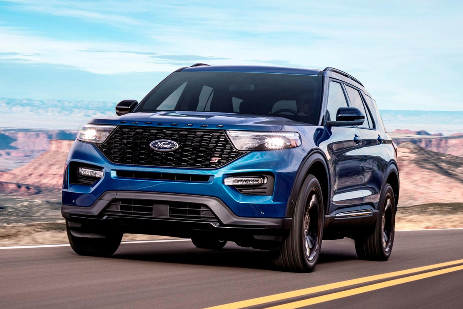 All New 2020 Ford Explorer St Is Ford S Most Powerful Suv Ever Ford Explorer 2020 Ford Explorer Ford Explorer Xlt