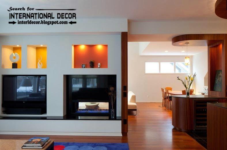 built-in-shelves-for-tv-wall-of-plasterboard.jpg 788 × 522 bildepunkter
