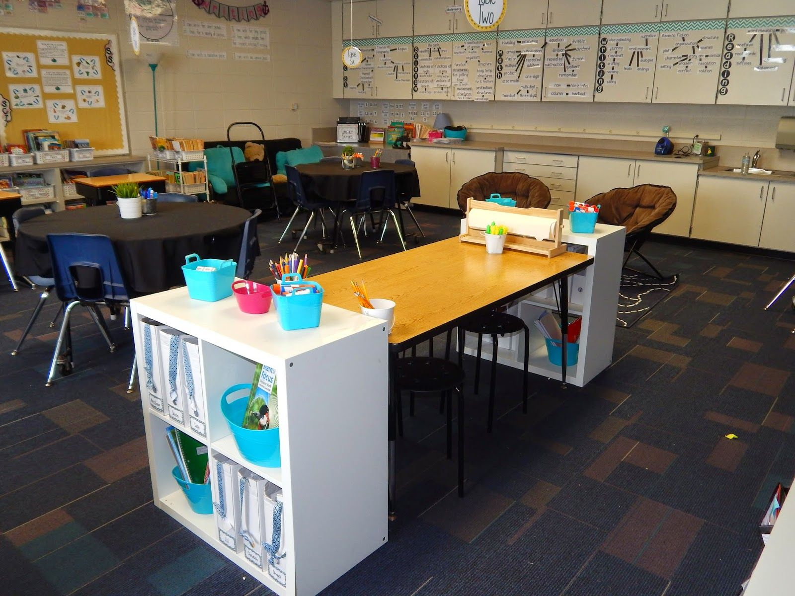 Deeper Learning A Collaborative Classroom Is Key ~ New classroom set up encouraging self directed learning