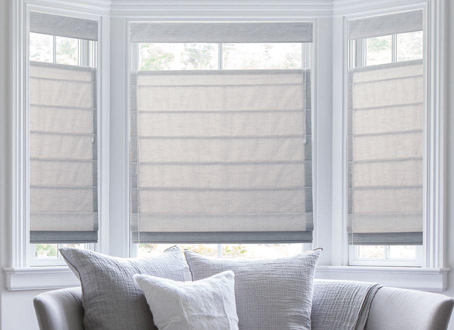 Top Down Bottom Up Blinds Bay Window