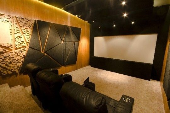 Sound Dampening Using Custom Wall Art Acoustic Wall Panels