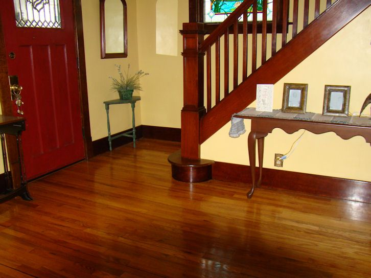 Nice GoErie.com Blogs: This Old Erie House   Rubbing And Black Waxing BaseBoards