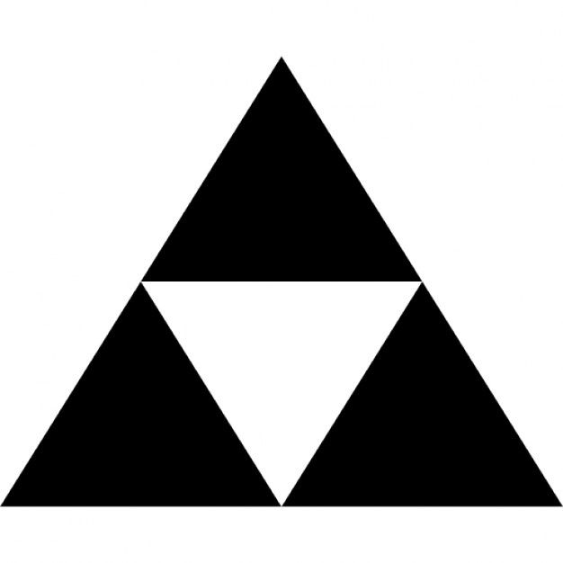 Triforce Symbol Outline Google Search Triforce Zelda Tattoo Vinyl Decal Stickers
