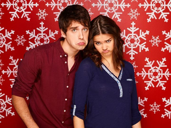 Miss Christmas Cast.Don T Be Sad The Fosters Are Back Don T Miss The Fosters