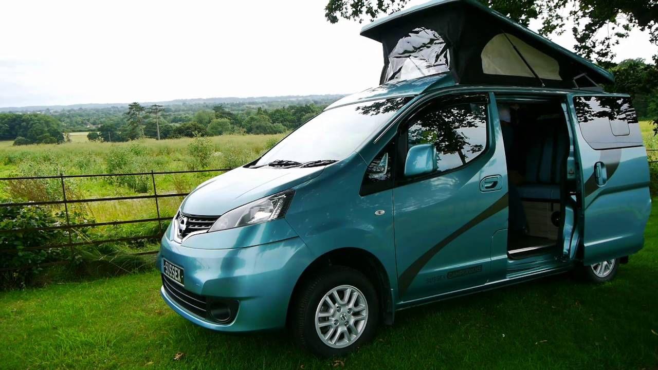 Nissan nv200 campercar vw campervan camper van surf bus pop compact smal