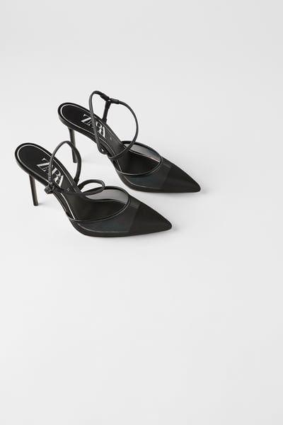 Mesh Heels Heels High Heels Shoes Heels