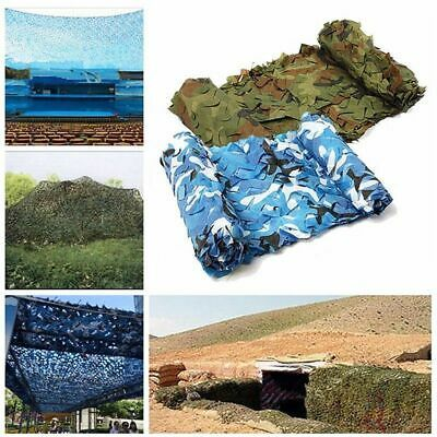 Details about 2X4M Military Camouflage Net Army Netting