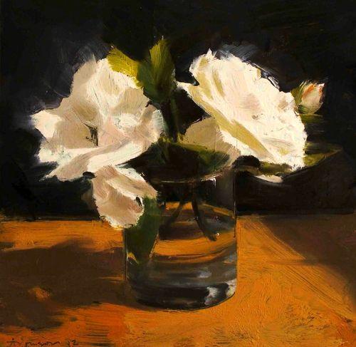 Ben Aronson 2012, Wild White Roses