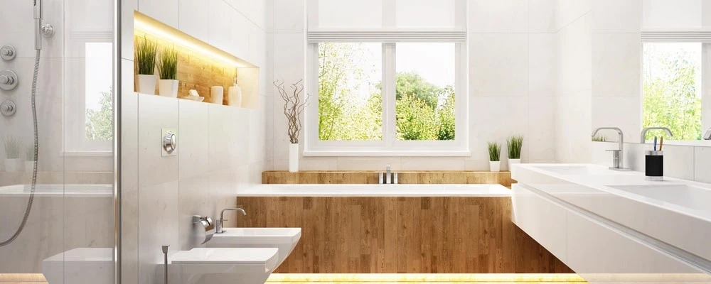 Bathroom Speakers Buying Guide In 2020 Big Bathrooms Bathroom