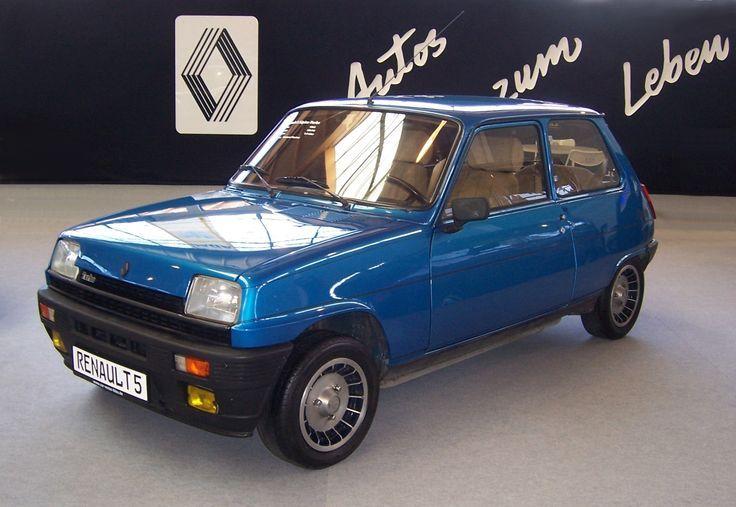 Renault 5 Turbo Renault 5 Oldtimer Autos Youngtimer