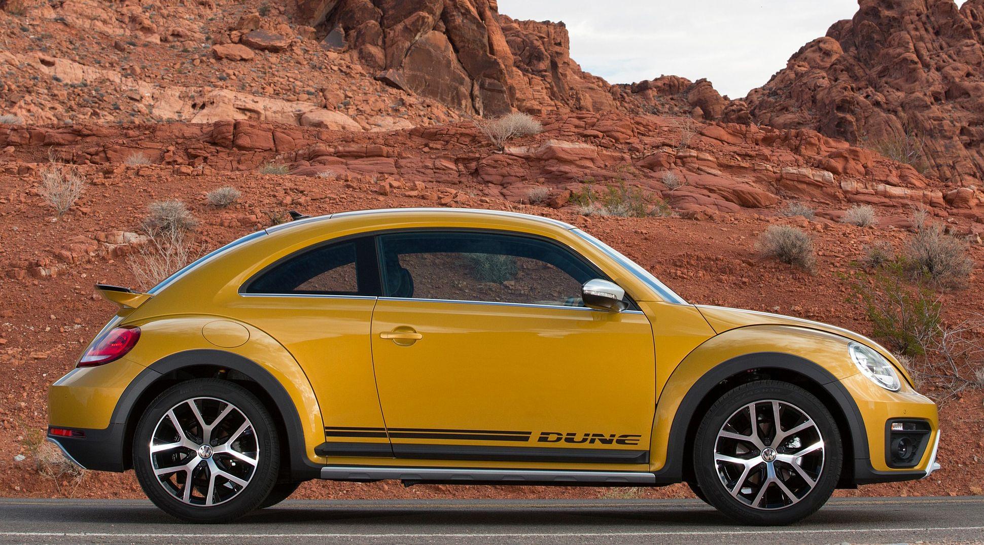 Volkswagen nouvelle coccinelle finition dune