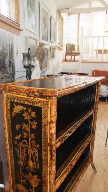 arundel eccentrics english victorian bamboo antiques meuble decoration interieure victorienne meubles en bambou