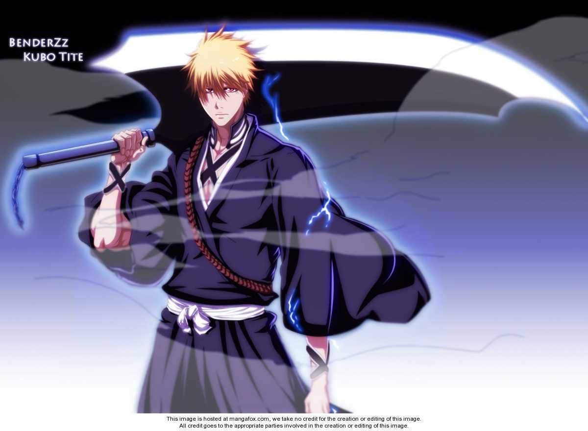 Ichigo Fullbring Bankai By Getsugathewolf On Deviantart Bleach Anime Ichigo Bleach Anime Bleach Characters