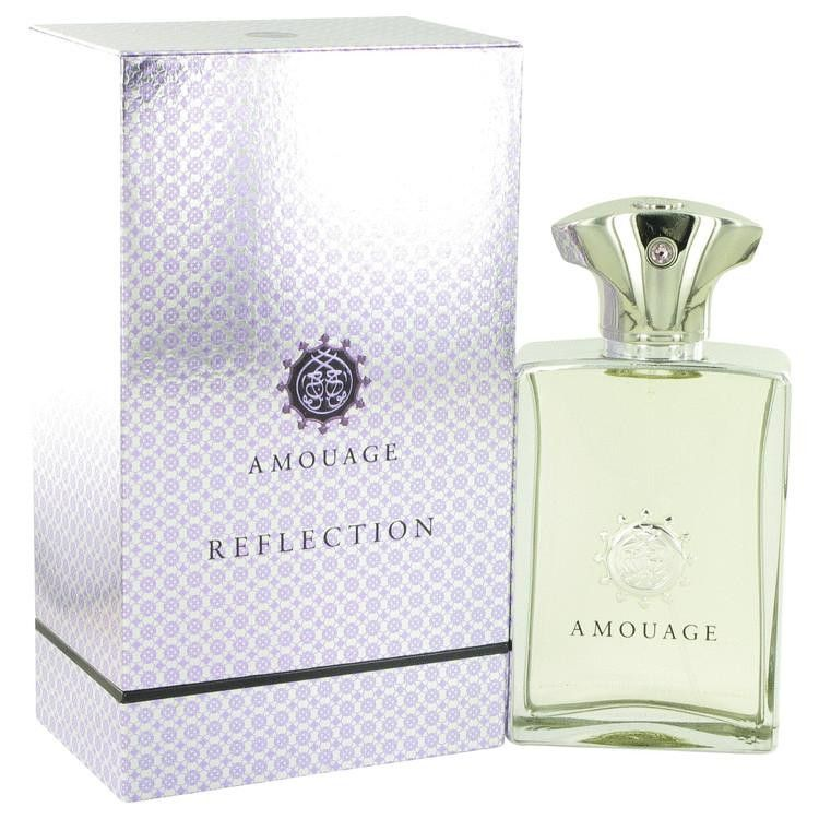 Amouage Reflection by Amouage Eau De Pafum Spray 3.4 oz