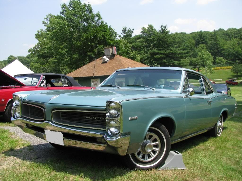1966 pontiac tempest 2 door sport coupe aka post with ohc 6 power