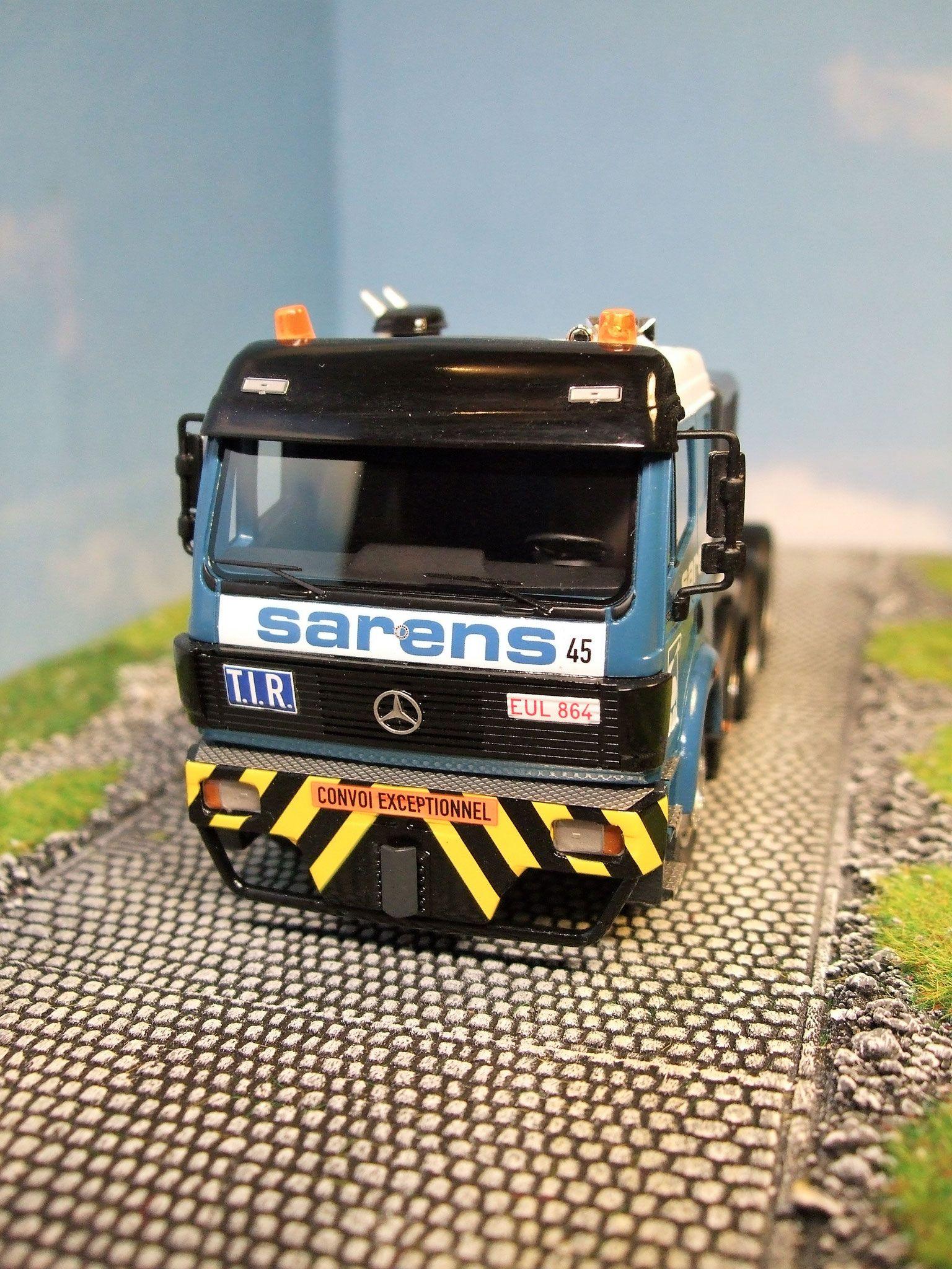 Pin Auf Modellbau Trucks 1 50