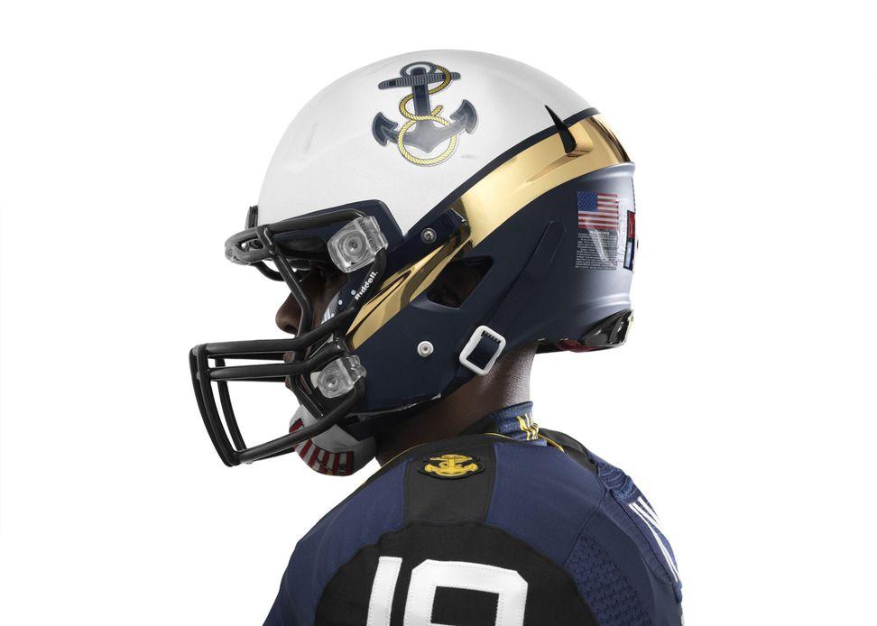 2ed356bc2457 2013-2014 Navy Midshipmen uniform for 114th Army-Navy game