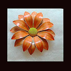 Flower Power - Vintage Costume Jewelry from Let's Get Vintage