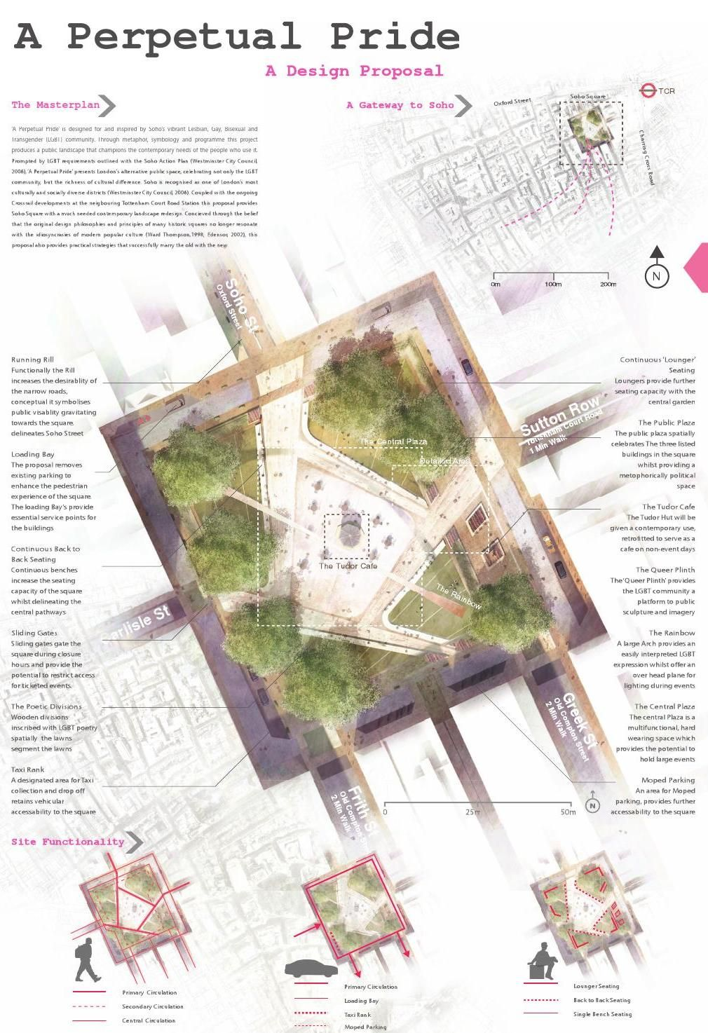 Landscape Architecture Dissertation A Perpetual Pride Design Plans Undergraduate Example Pdf