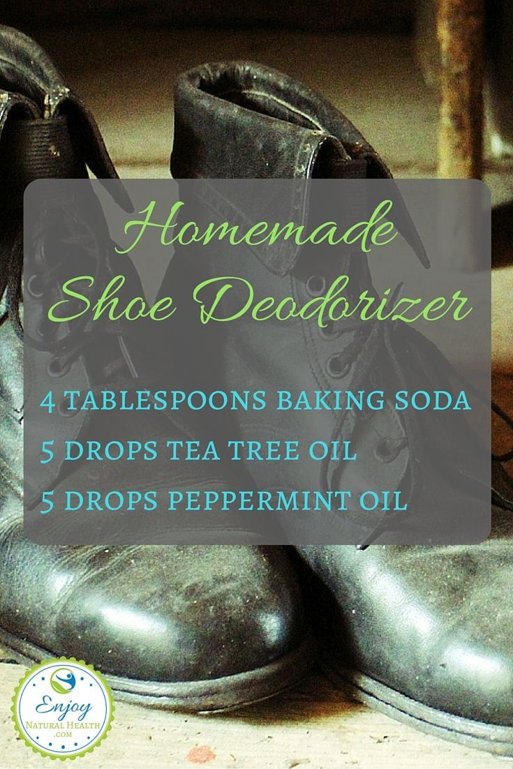 101 baking soda uses deodorize shoes essential oils