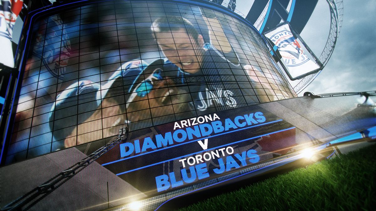 BLUE JAYS 2014 OPEN Rogers on Behance Sports