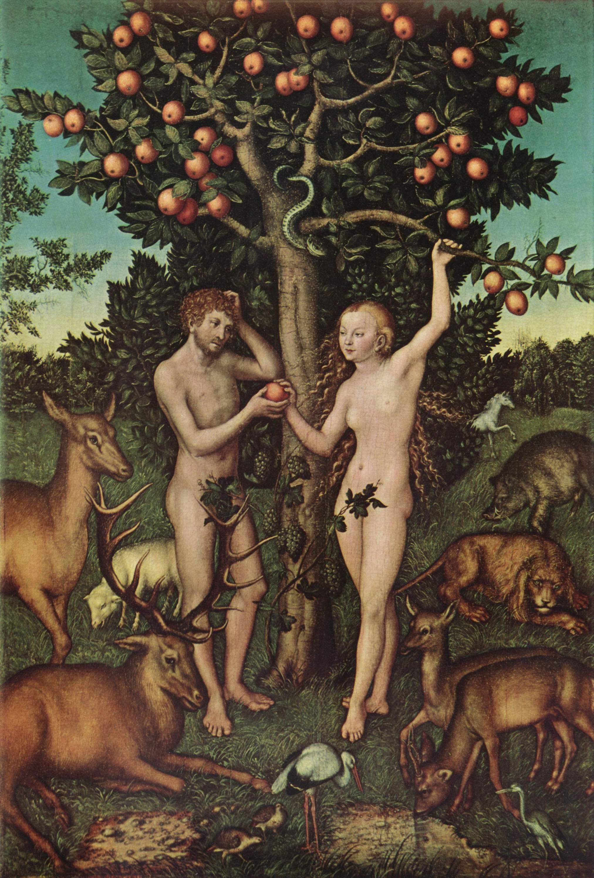 Life of Adam and Eve - Wikipedia