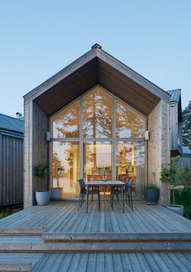 Murman Arkitekter completes a waterfront Swedish villa Ideeën voor