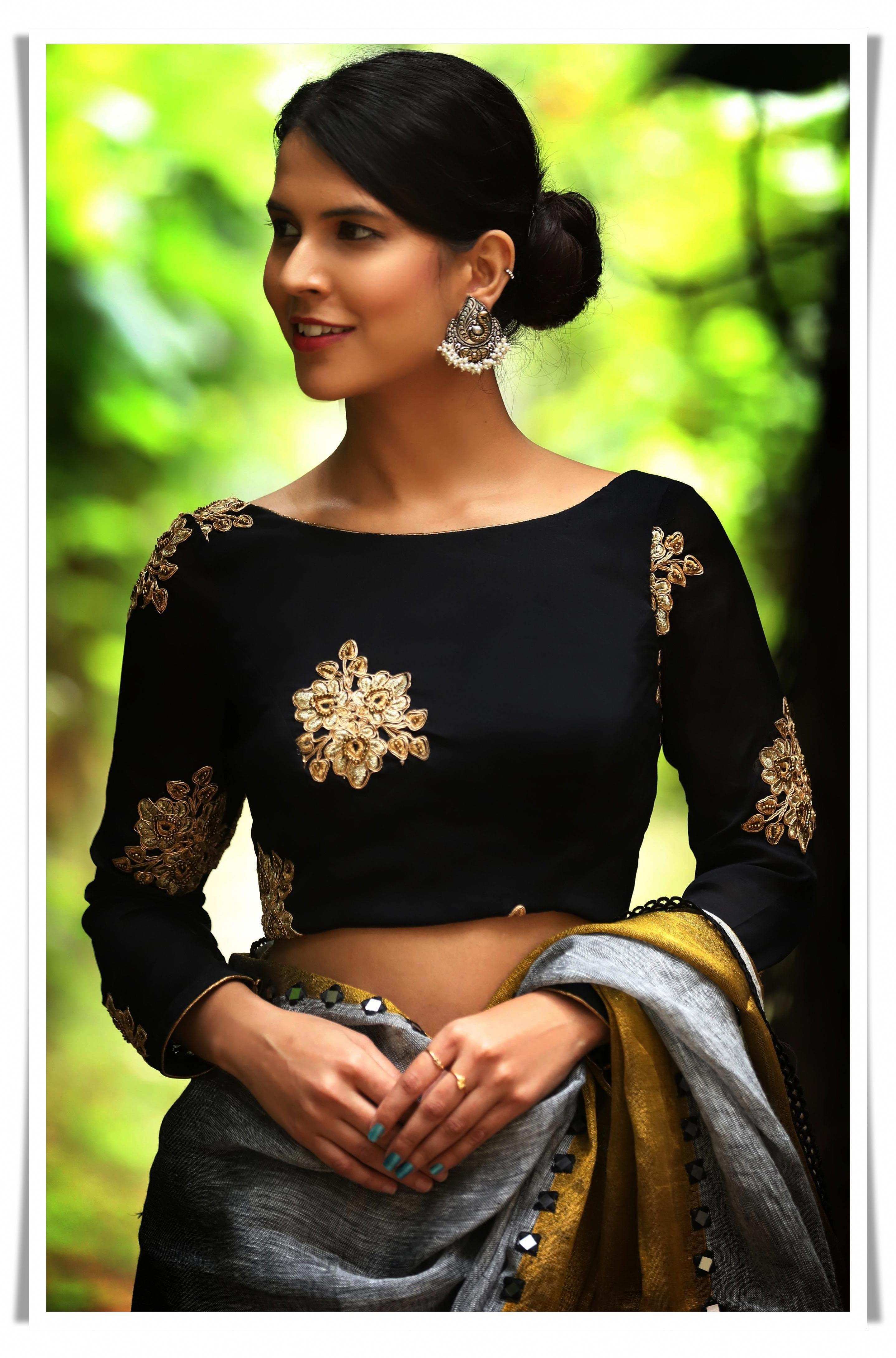 Trendy sarees blouses pattern read about designersareeblouses indiansareefashion sariblouses also rh pinterest
