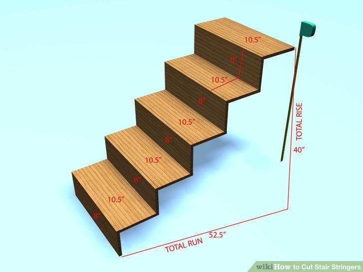 Pin On Stairs Stringer | 8 Step Wood Stair Stringer | Cedar Tone | Menards | Deck | Framing Square | Precut Prebuilt