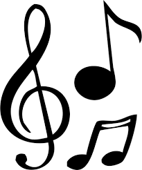 Resultado De Imagen Para Siluetas De Notas Musicales Vectorizadas Gratis Music Note Symbol Music Notes Music Images