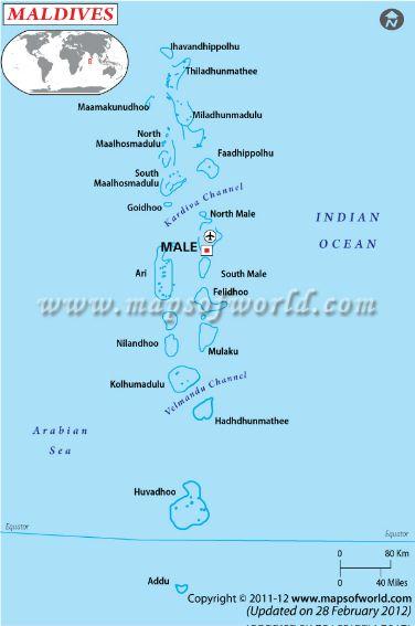 Maldives On Map Of Asia.Maldives Map Wanna Get Away Maldives Pinterest Maldives Map