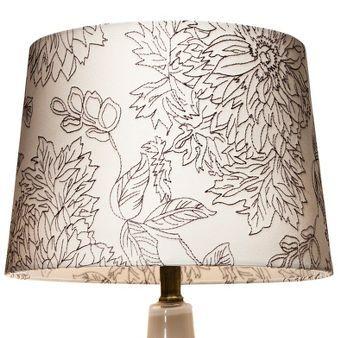Lamp Shades At Target Targetlamp Shadeflorallightinghome Dwell  Pinterest