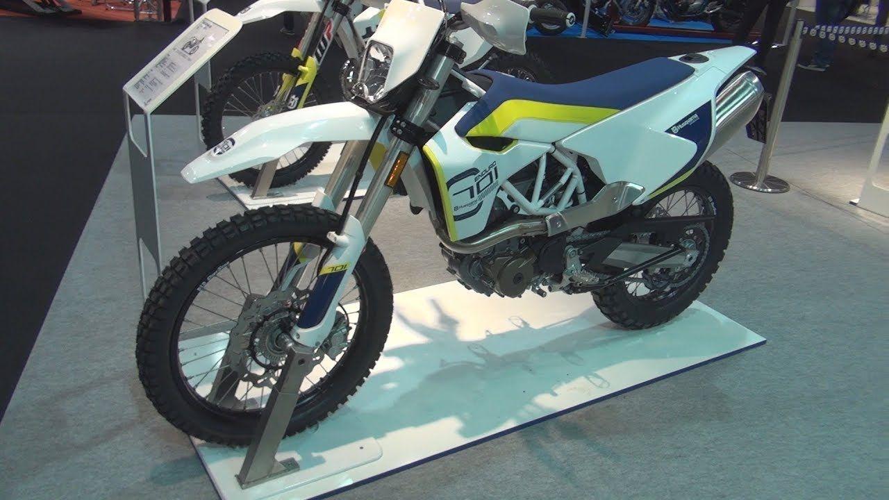 Husqvarna 701 Enduro 2019 Exterior And Interior Husqvarna Enduro Motorcycle Hydraulic Systems