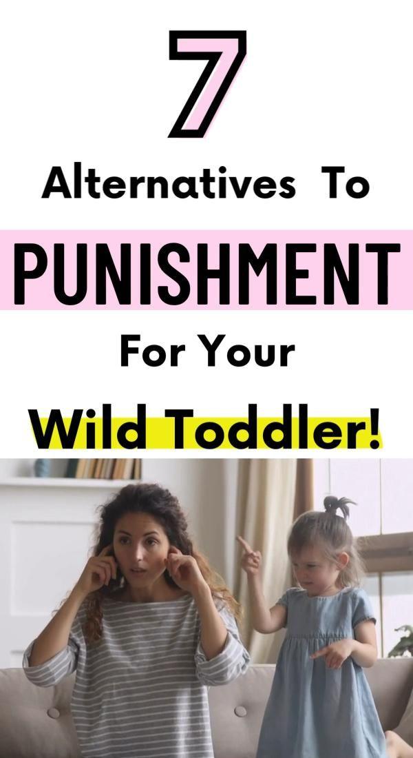 7 Positive Parenting Hacks For Disciplining Your Wild Toddler!