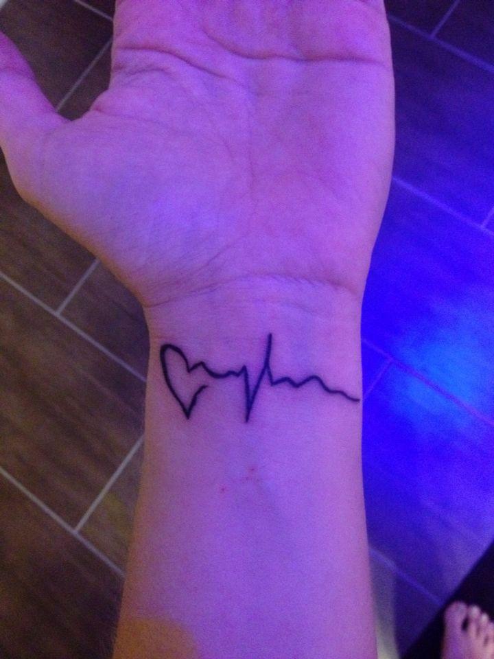 Mein neues Tattoo ❤️