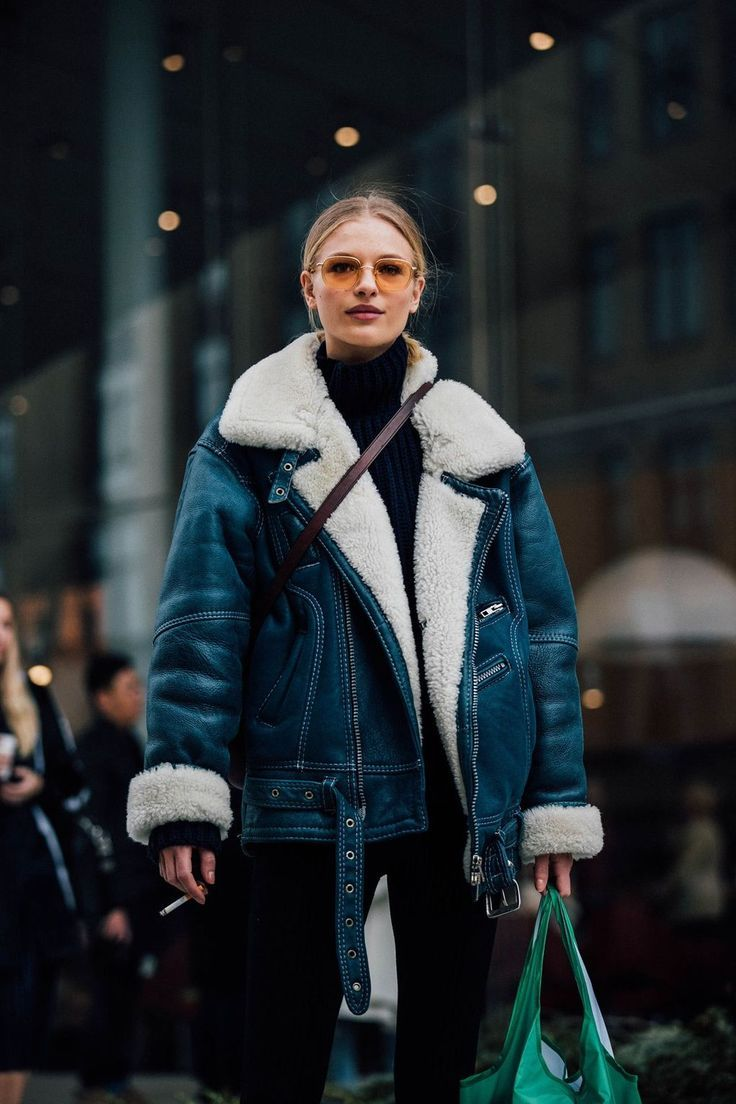 Street Style Takes A Practical Turn At New York Fa