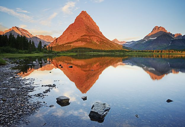 mount grinnell montana travel places montana glacier national