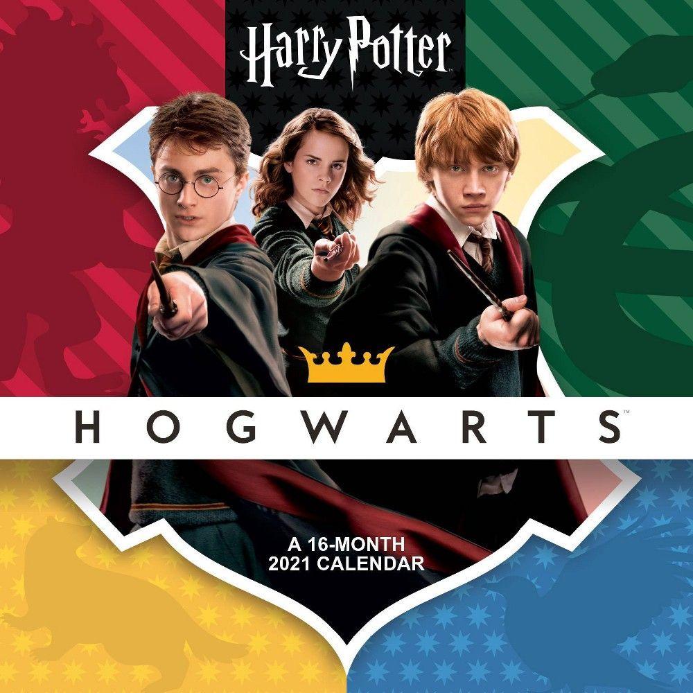 2021 Wall Calendar 12 X 12 Harry Potter Trends International In 2021 Harry Potter Calendar Harry Potter Wall Harry Potter Shop