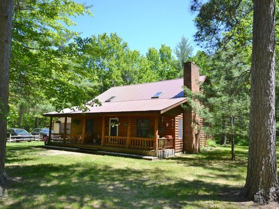 5234 Henry Hwy Lewiston Mi 49756 Mls 308492 Zillow Lewiston Log Homes House Styles