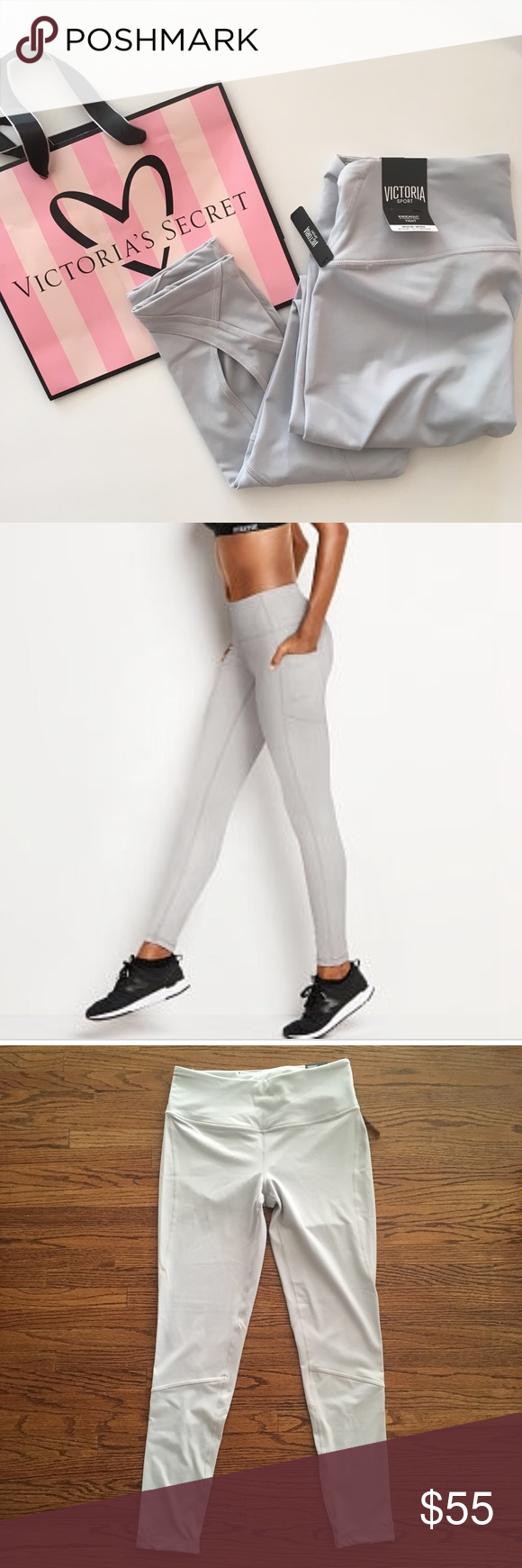 185f2b25e26bd NEW Victoria's Secret Sport Knockout Tight Sz M Brand new with tags Knockout  Tight by Victoria's