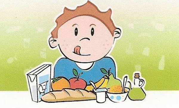 Desayuno Dibujo De Hacer Un Buen Desayuno