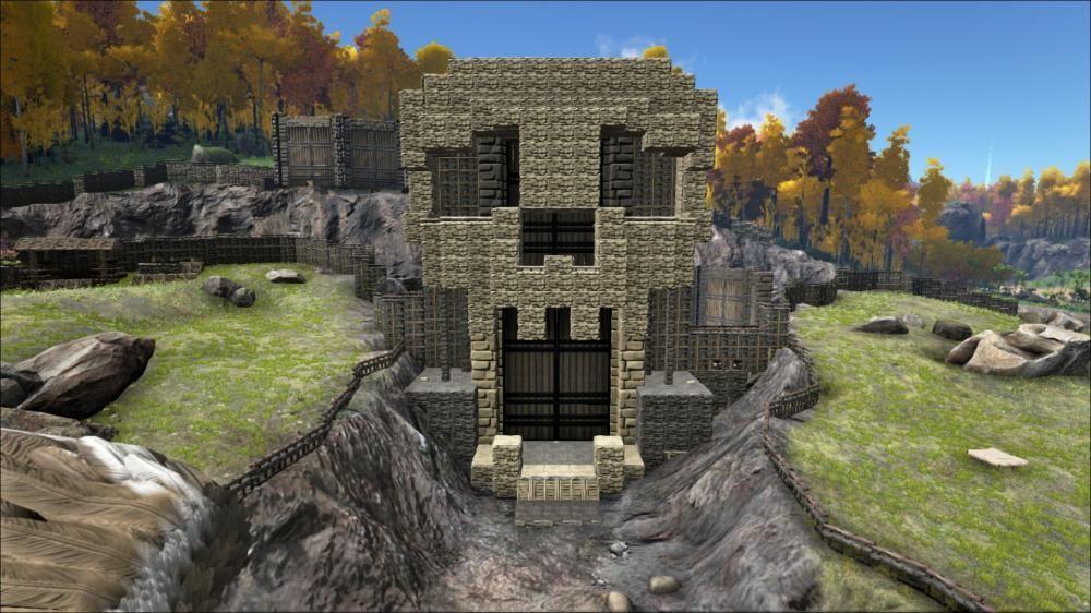 Skull Base Ark Survival Evolved Ark Survival Evolved Bases Survival