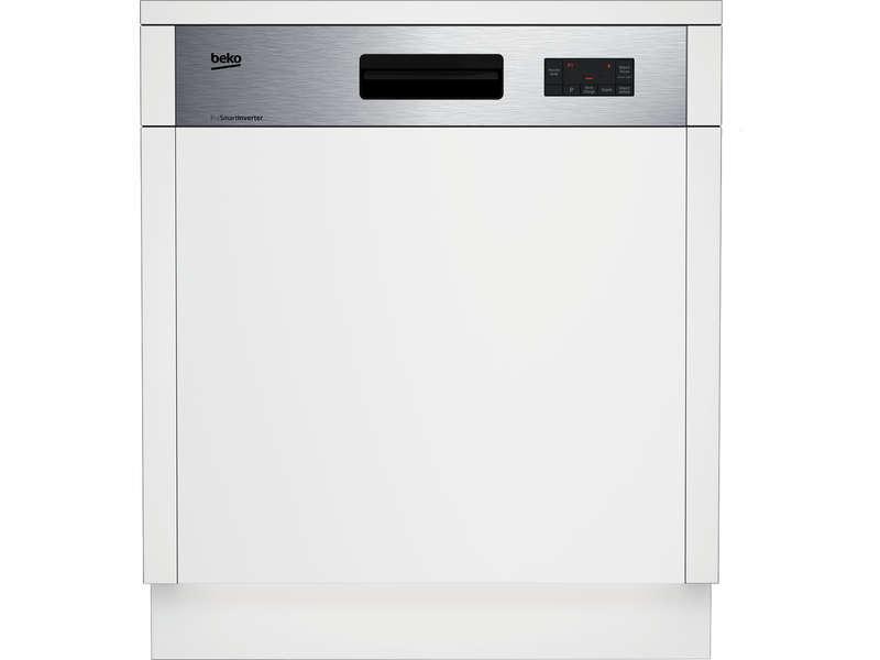 Lave Vaisselle Standard Integrable Beko 711992 En 2020 Lave